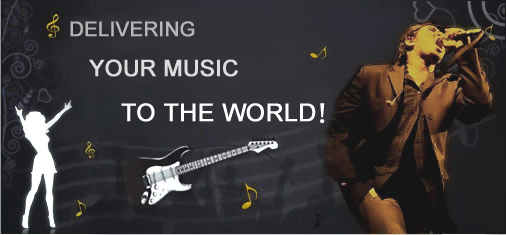 Delivering Your Music To the World