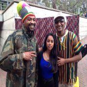 King B Fine & Ras Jamino